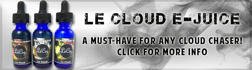 Cloud Vaping