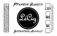 Premium Blends Barbarian Assault