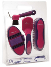 4 Piece Grooming Pack