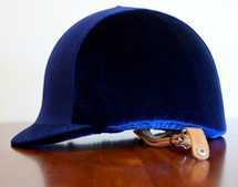 Peter Williams Velvet Helmet Cover