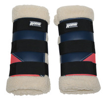Roma Fleece Exercise Boots