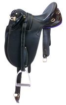 Marshal Poley Stock Saddle