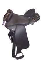 Status Synthetic Swinging Fender Saddle