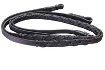 Oxford Laced Leather Reins