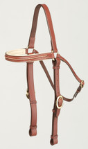 Barcoo Plaited Browband Bridle- Oregon
