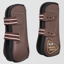 Jumping-Zilco Regal Pro III Open Front Jump Boots