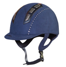 Dublin Arista Diamante Helmet