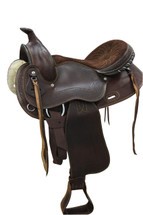 Colorado Western Saddle