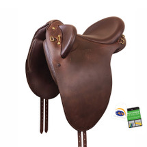 Bates Kimberley Poley Stock Saddle