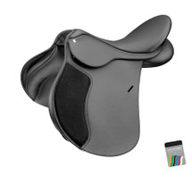 Wintec 250 All Purpose Saddle - Flock