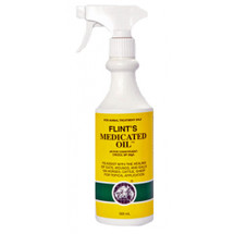 Flint's Medicated Oil