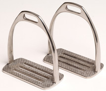 4-Bar Stock Stirrup Iron