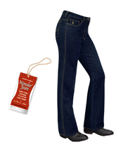 Thomas Cook Womens Stretch Denim Wonder Jean