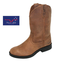 "Thomas Cook Pure Western ""Cisco"" Boot"