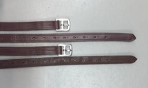 Oregon Web Lined Stirrup Leathers