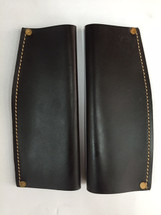 Stock Saddle Stirrup Leather Sleeves