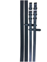 Oxford Rubber Grip Leather Reins