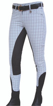 Peter Williams Ladies Piaffe Plaid Breeches