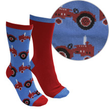 Thomas Cook Farmyard Socks - Twin Pack