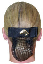 Horse head Show Bow With Hari Net