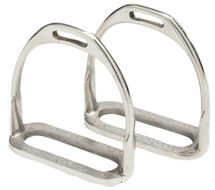 2 Bar Stirrup Irons Stainless Steel