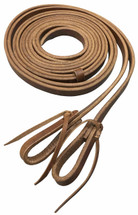 NEW Calgary Leather Split Reins