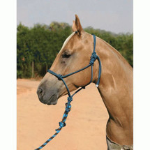 Professional's Choice Rope Halter & Lead Set