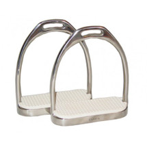 Cant-A Knife Edge Stainless steel Stirrup Irons