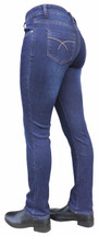 Newmarket's Country Girl Straight Leg Jean Dark Denim - 9442