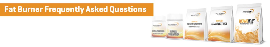 Fat Burner FAQ