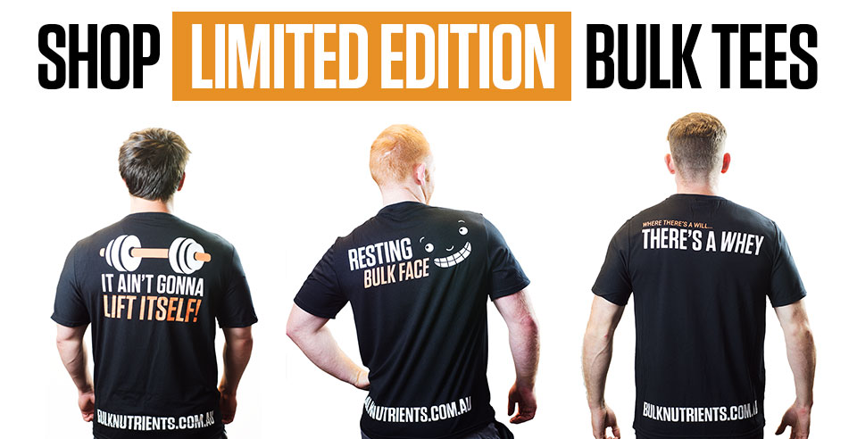 Limited Edition Tee - Where there's a will... there's a whey!