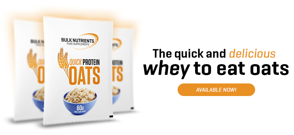 Protein Oats are available for sale!