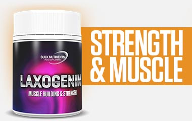 Laxogenin is perfect for aiding your muscle building