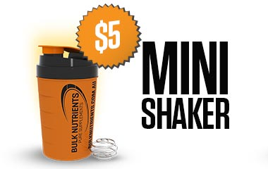 Bulk Nutrients' Mini Shaker