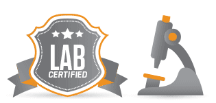 Amp'd X Capsules is regularly tested in our strict product testing regime