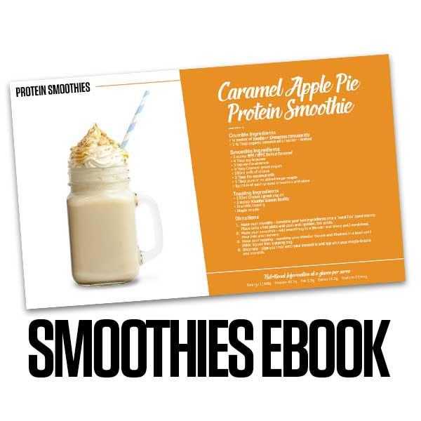 Bulk Nutrients' Recipe eBook - Smoothies