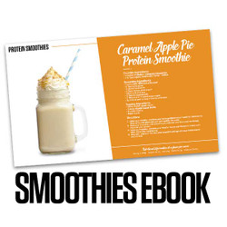 Recipe eBook - Smoothies