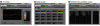 Graphtec APS software data screen shots.