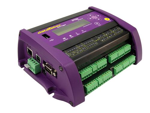 DataTaker DT80 Series 3 data logger.