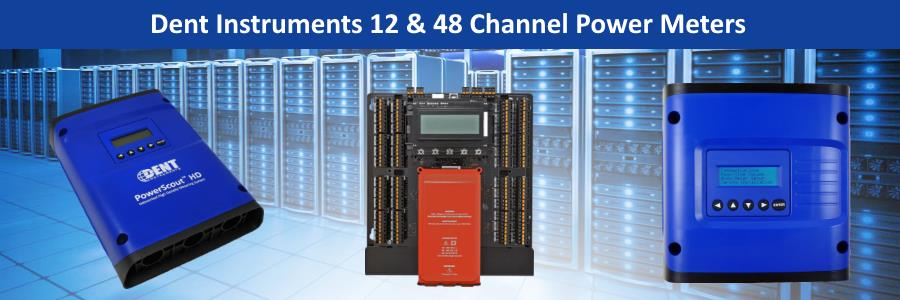 Dent Instruments PowerScout 12HD & 48HD