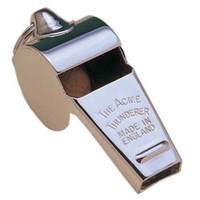 Acme Thunderer Finger Whistle - Low Tone