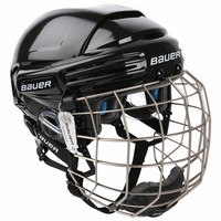 Bauer 7500 Hockey Helmet/Mask Combo