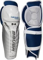 Bauer Nexus 4000 Shin Guards SR
