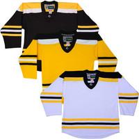NHL Uncrested Replica Jersey DJ300 - Boston Bruins