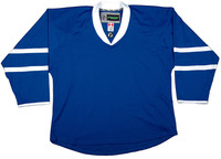 NHL Uncrested Replica Jersey DJ300 - Toronto Maple Leafs-SR