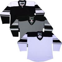 NHL Uncrested Replica Jersey DJ300 - LA Kings