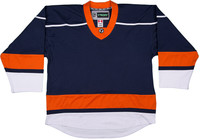NHL Uncrested Replica Jersey - New York Islanders Navy SR