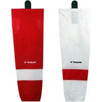 Tron SK300 Dry Fit Hockey Socks - Detroit Red Wings