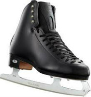 Riedell 229 Edge Men's Figure Skates - Eclipse Astra Blades