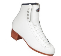 Riedell 30 White Boot Medium